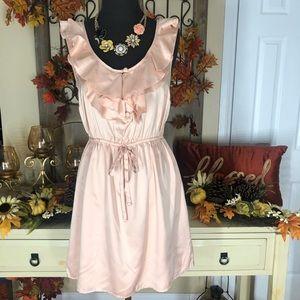 XXI  women's ruffle short dress
